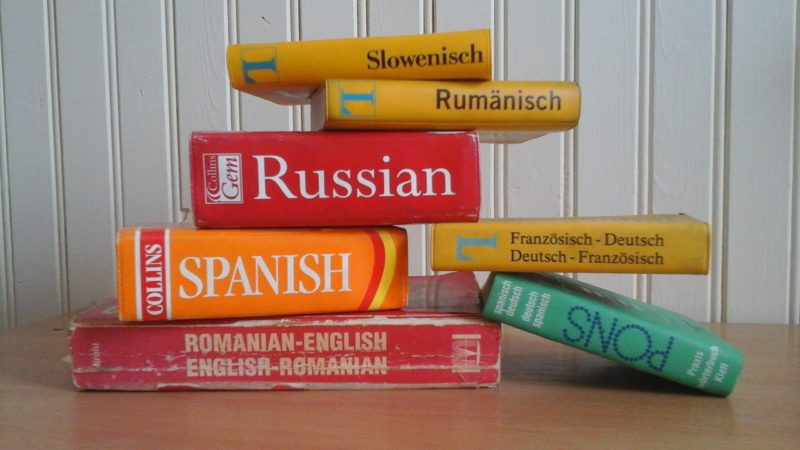 The Beauty of Variety –Languages around the World